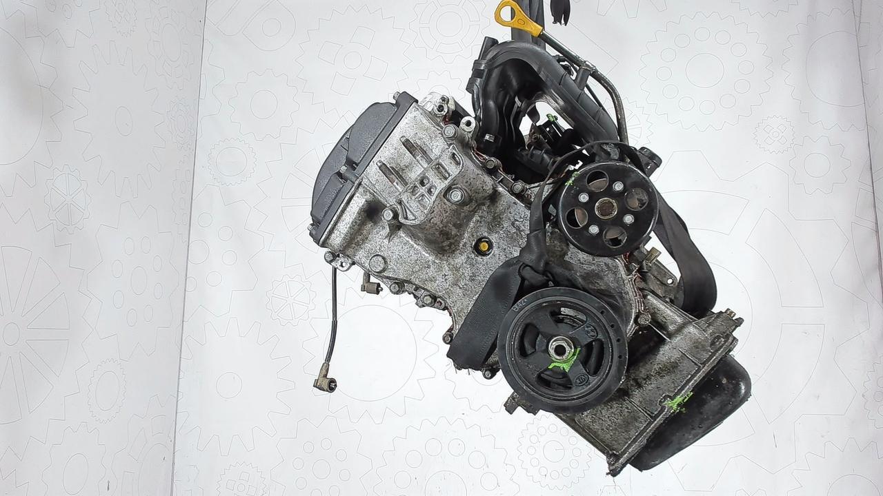 Двигатель (ДВС) Hyundai i20  1.2 л Бензин