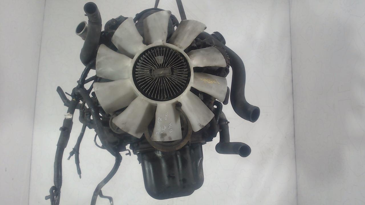 Двигатель (ДВС) Ford Ranger  2.5 л Дизель