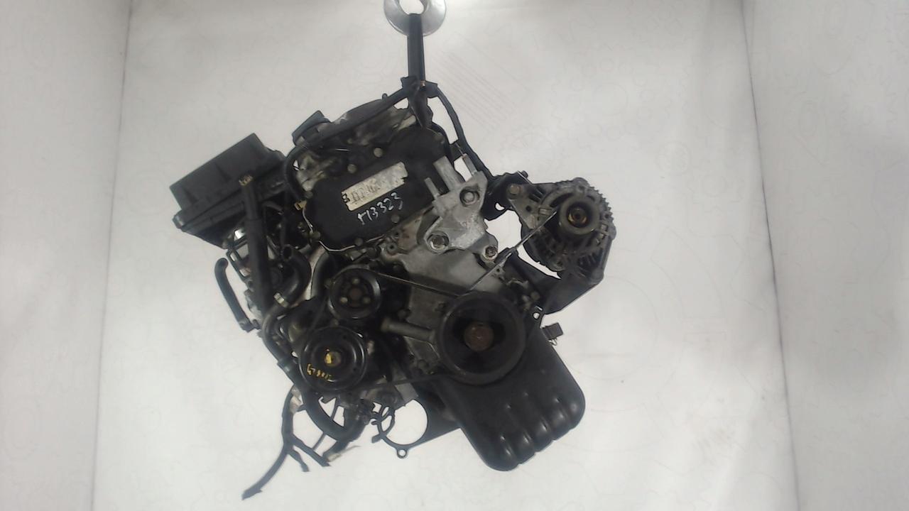 Двигатель (ДВС) Nissan Micra K11E  1 л Бензин