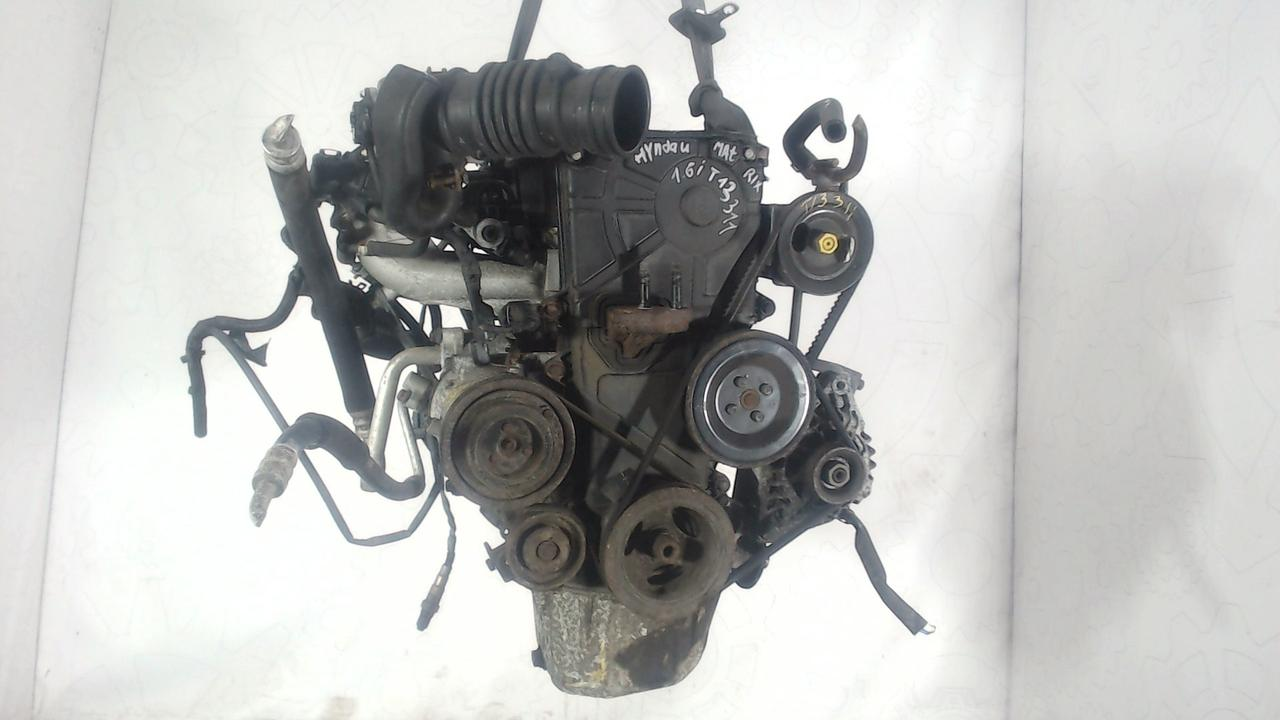 Двигатель (ДВС) Hyundai Matrix 1.6 л Бензин