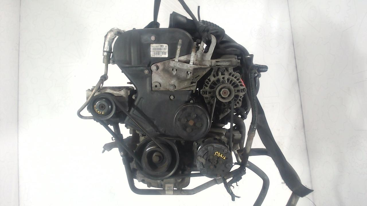 Двигатель (ДВС) Ford Fiesta  1.4 л Бензин