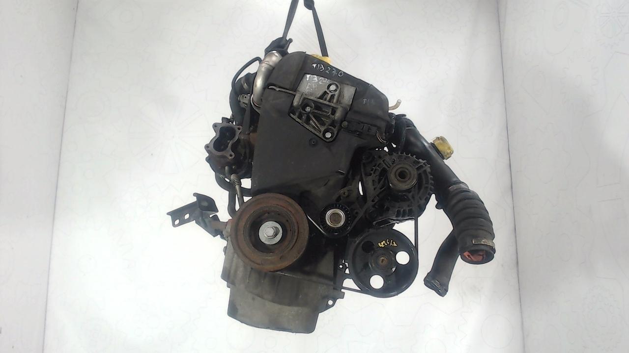Двигатель (ДВС) Renault Modus 1.5 л Дизель