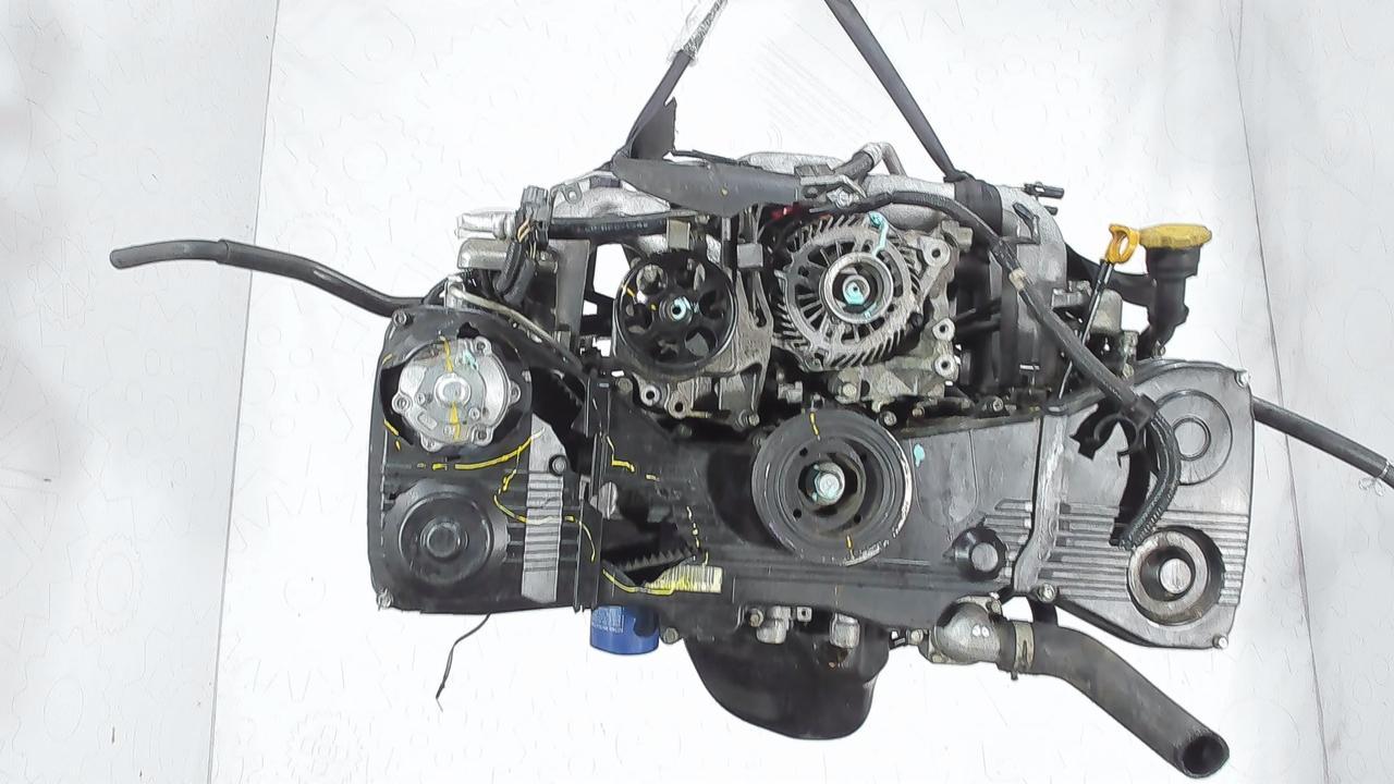 Двигатель (ДВС) Subaru Impreza (G12)  2 л Бензин