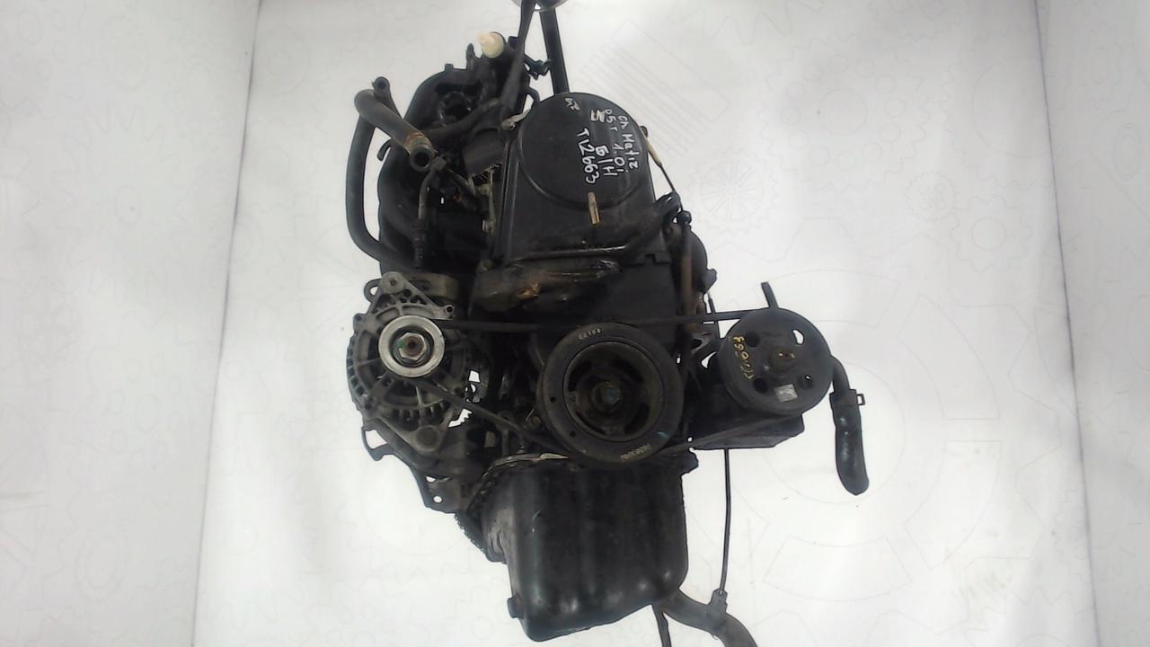 Двигатель (ДВС) Chevrolet Matiz 1 л Бензин