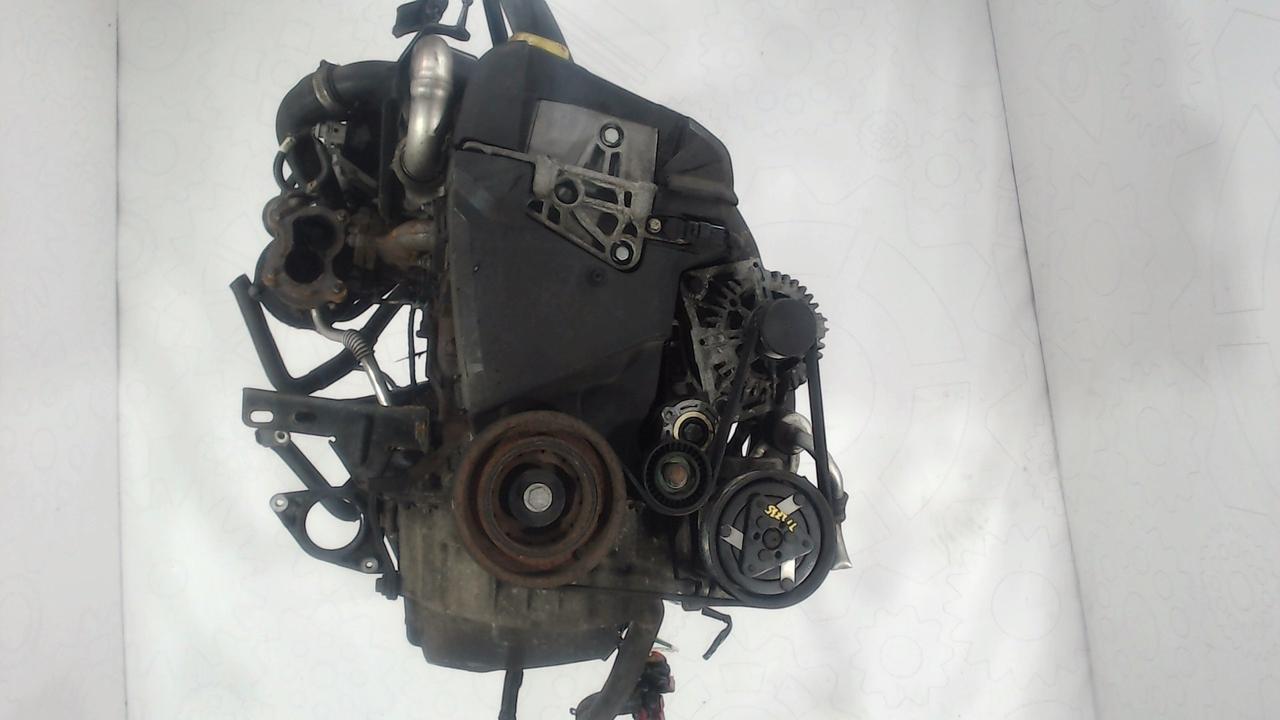 Двигатель (ДВС) Nissan Micra K12E  1.5 л Дизель