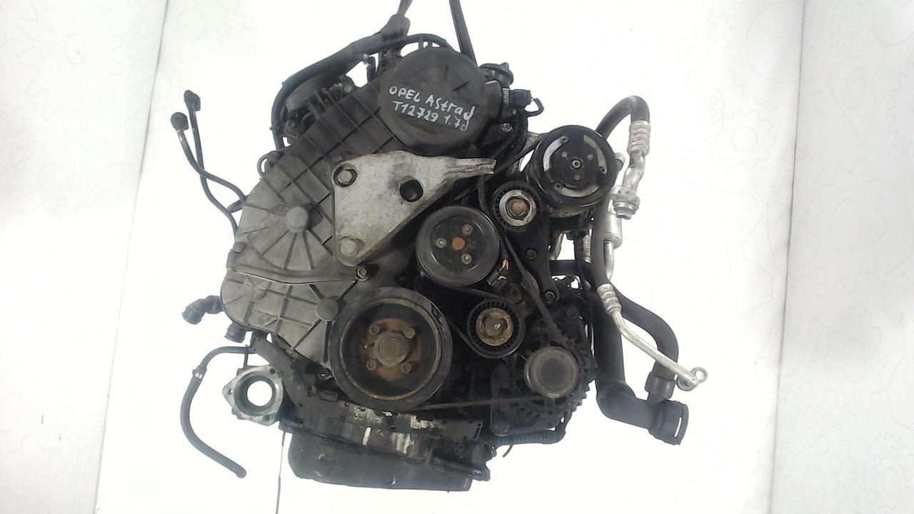 Двигатель (ДВС) Opel Astra J  1.7 л Дизель