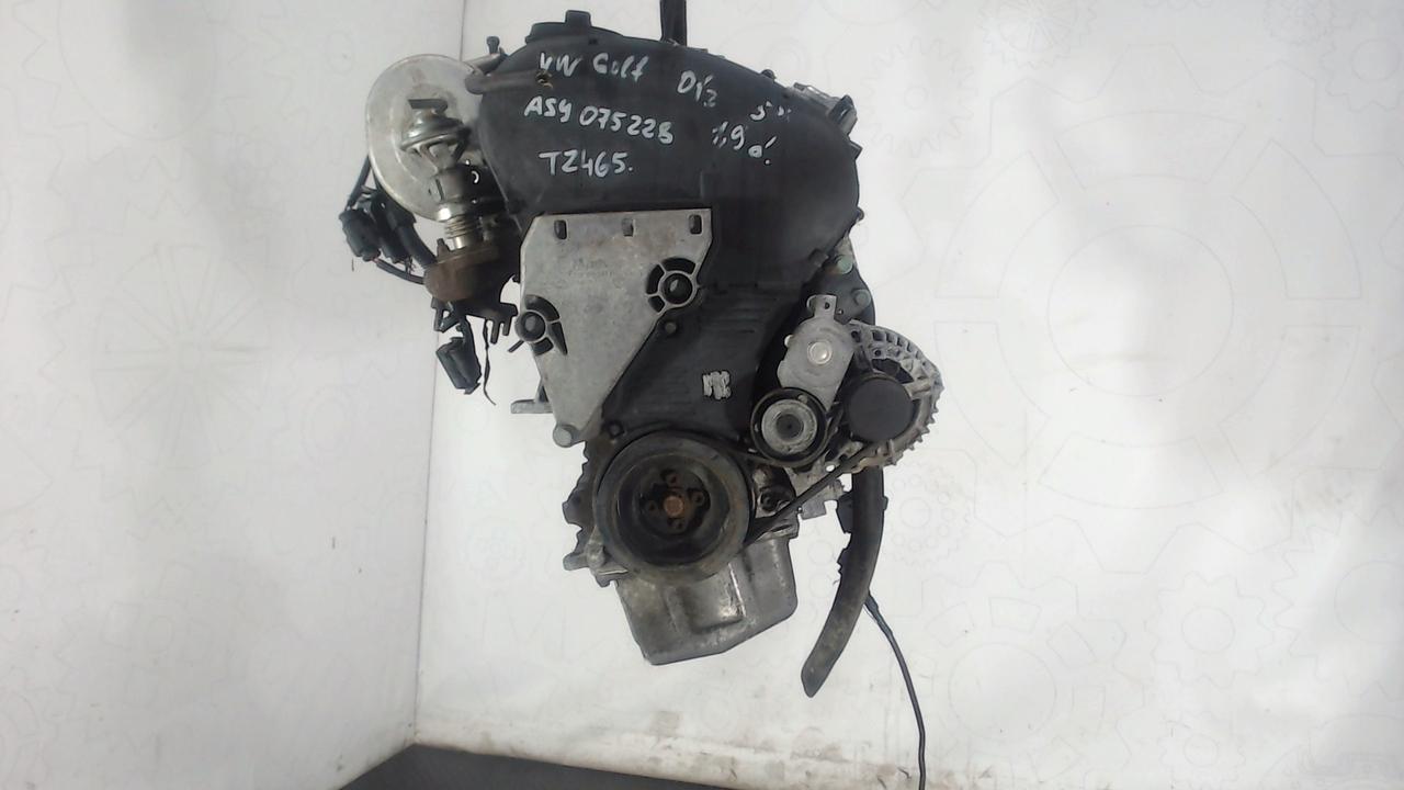Двигатель (ДВС) Volkswagen Polo  1.9 л Дизель