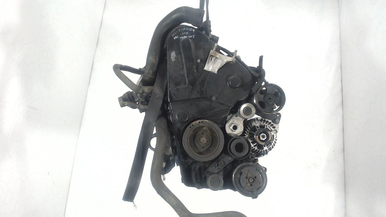 Двигатель (ДВС) Peugeot 405 1.9 л Дизель
