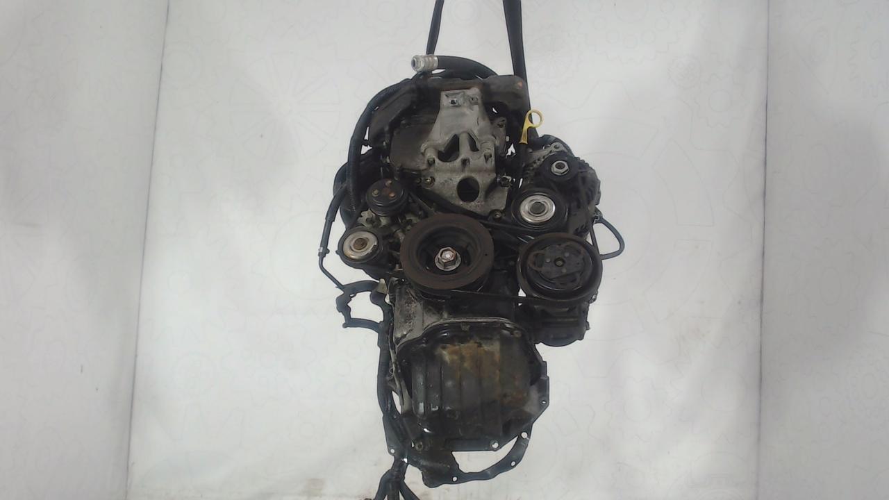 Двигатель (ДВС) Nissan Micra K12E  1.2 л Бензин