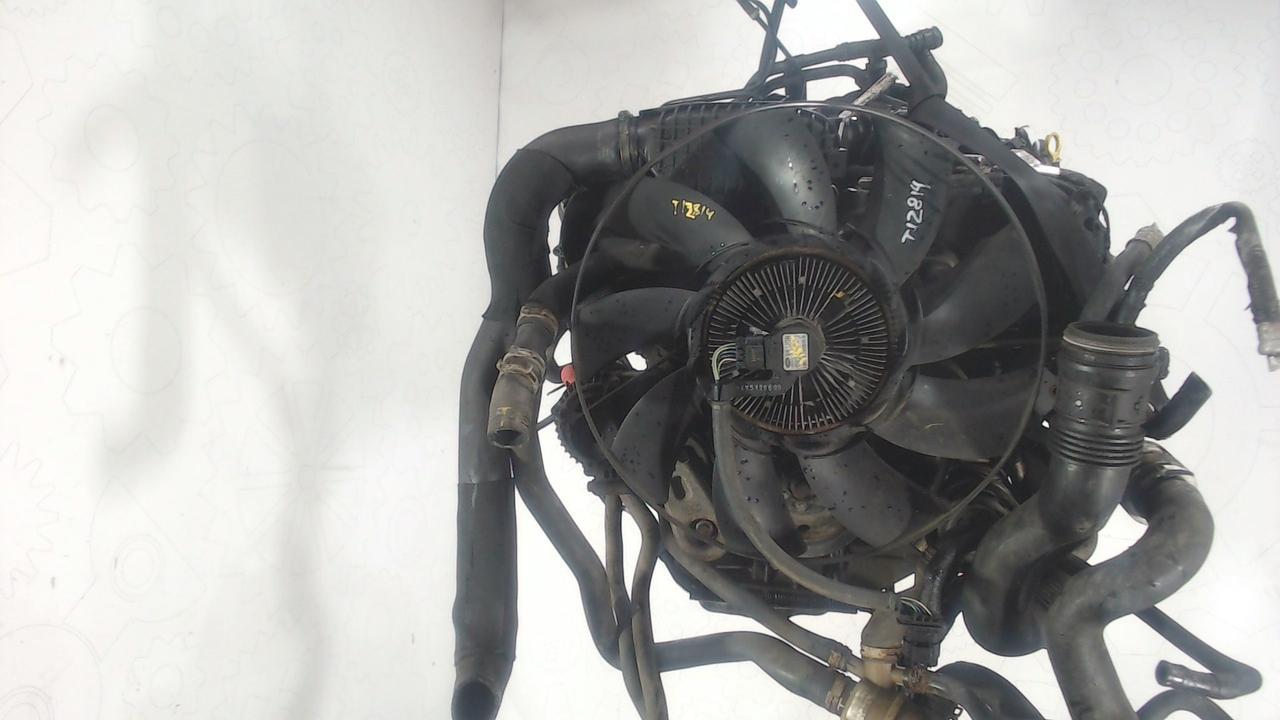 Двигатель (ДВС) Land Rover Discovery 3  2.7 л Дизель