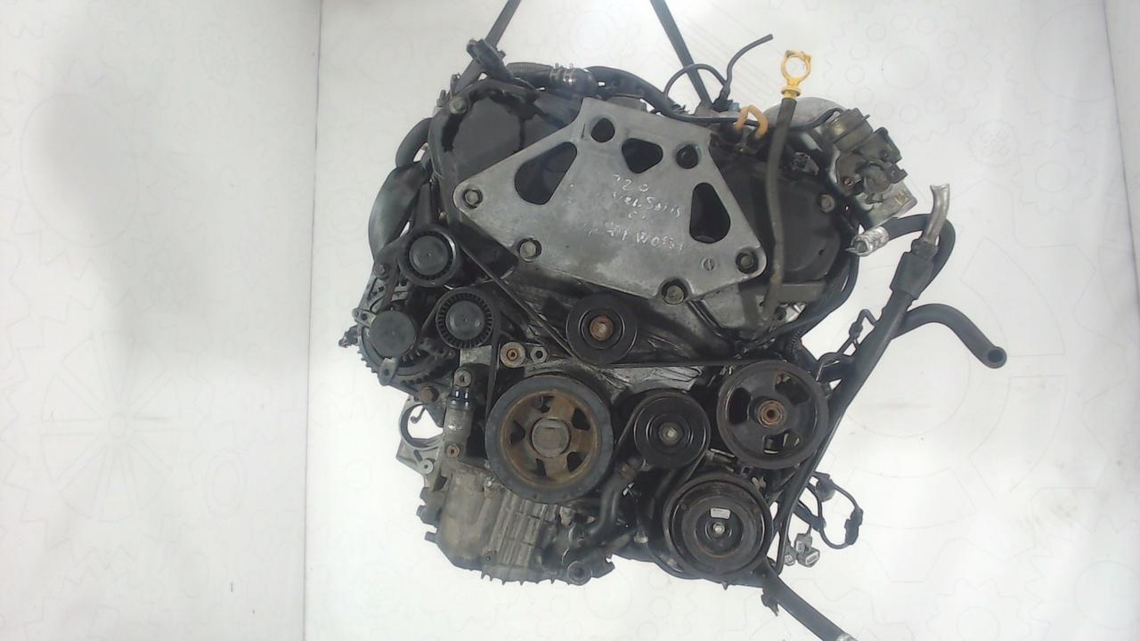 Двигатель (ДВС) Renault Vel Satis 3 л Дизель