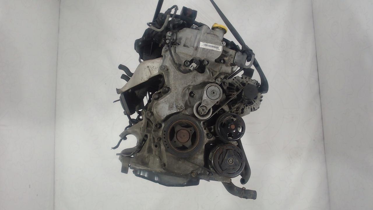 Двигатель (ДВС) Renault Laguna 3  2 л Бензин