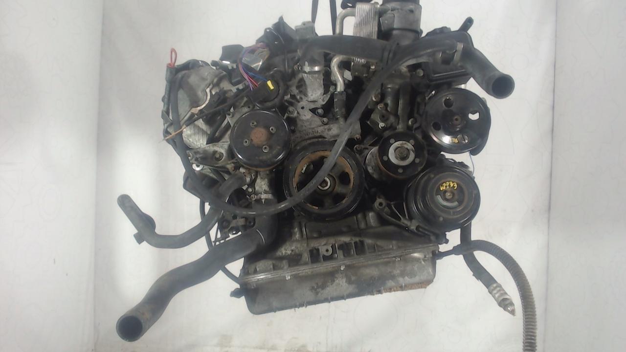 Двигатель (ДВС) Mercedes CLK W208  3.2 л Бензин