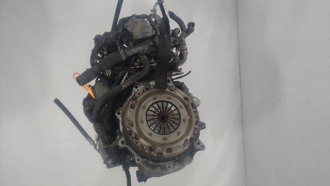 Двигатель (ДВС) Seat Ibiza 4  1.9 л Дизель