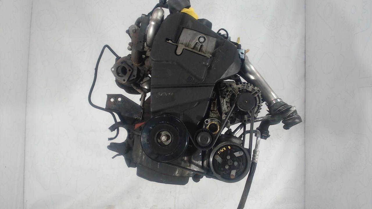 Двигатель (ДВС) Renault Clio  1.5 л Дизель