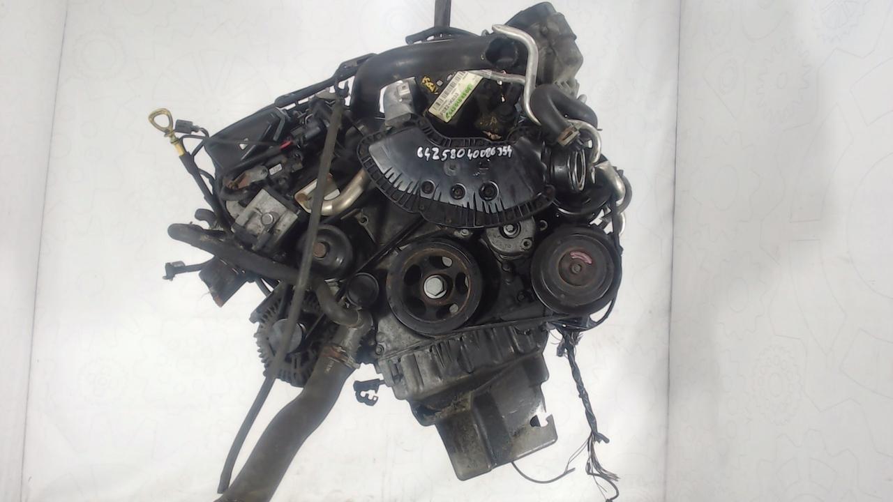 Двигатель (ДВС) Jeep Commander  3 л Дизель