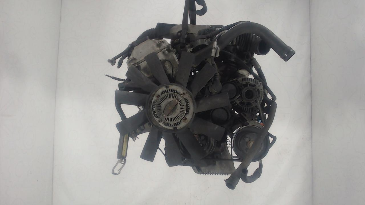 Двигатель (ДВС) BMW 3 E36  1.6 л Бензин