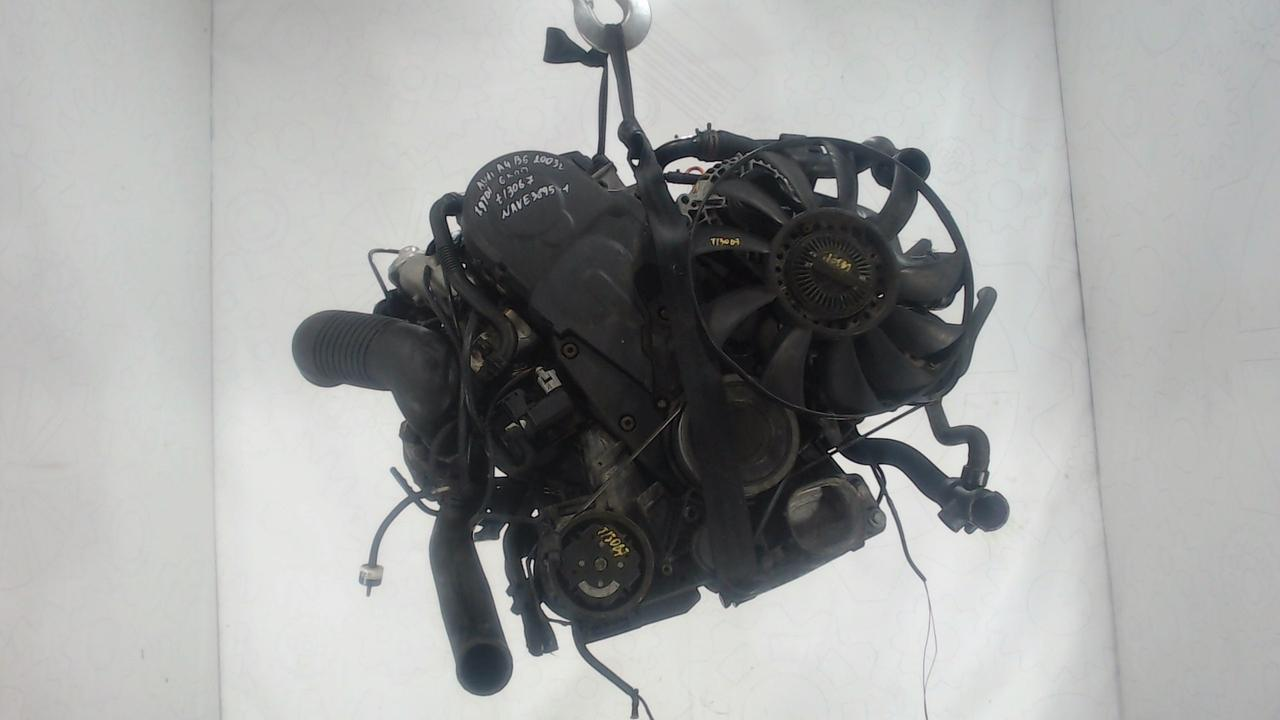 Двигатель (ДВС) Audi A4 (B6)  1.9 л Дизель
