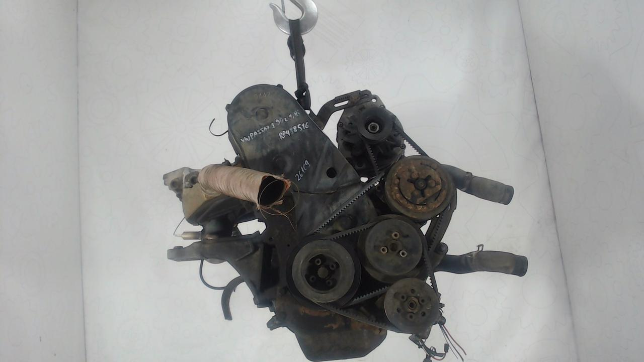 Двигатель (ДВС) Volkswagen Passat 3 1988 1.8 л Бензин