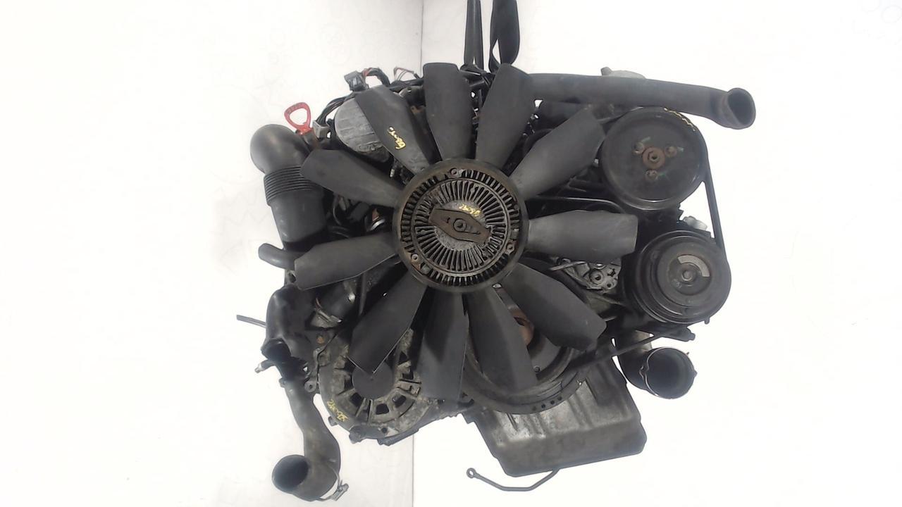 Двигатель (ДВС) Mercedes E W210  3.2 л Дизель