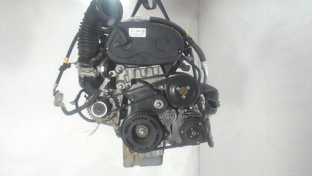 Двигатель (ДВС) Chevrolet Trax  1.8 л Бензин