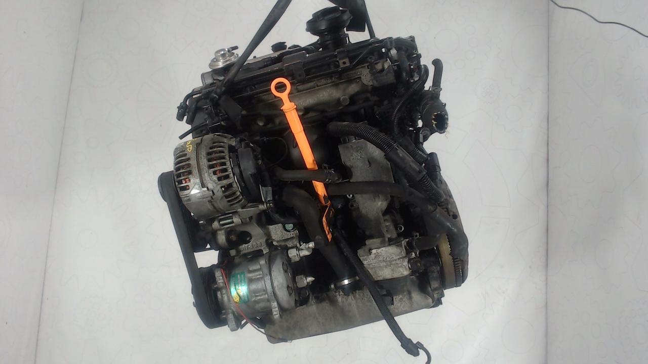Двигатель (ДВС) Skoda Fabia  1.9 л Дизель
