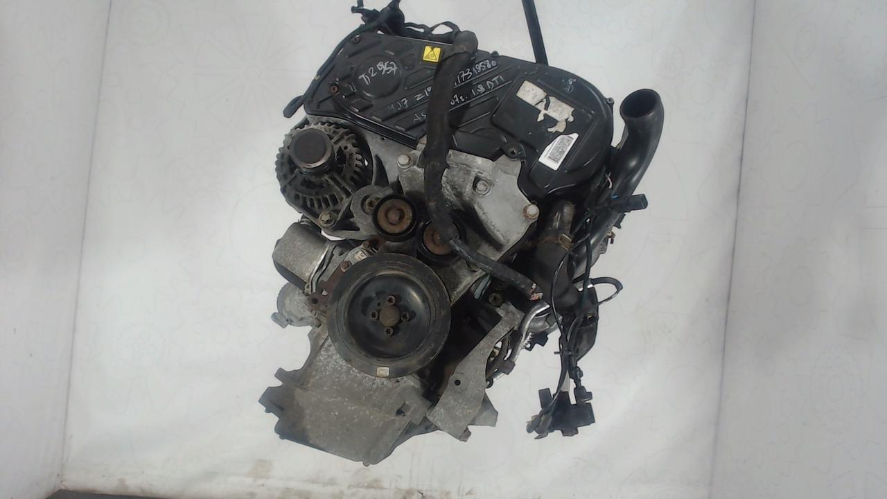 Двигатель (ДВС) Opel Astra H  1.9 л Дизель