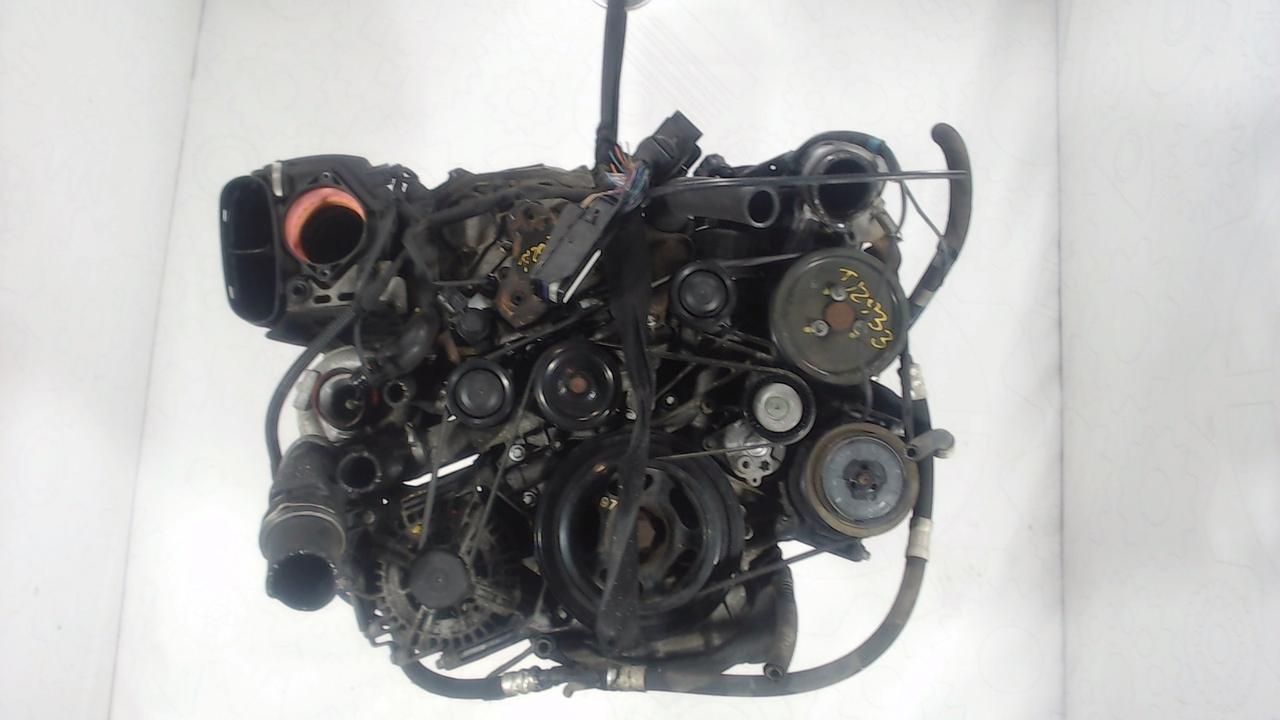 Двигатель (ДВС) Mercedes E W211  2.1 л Дизель
