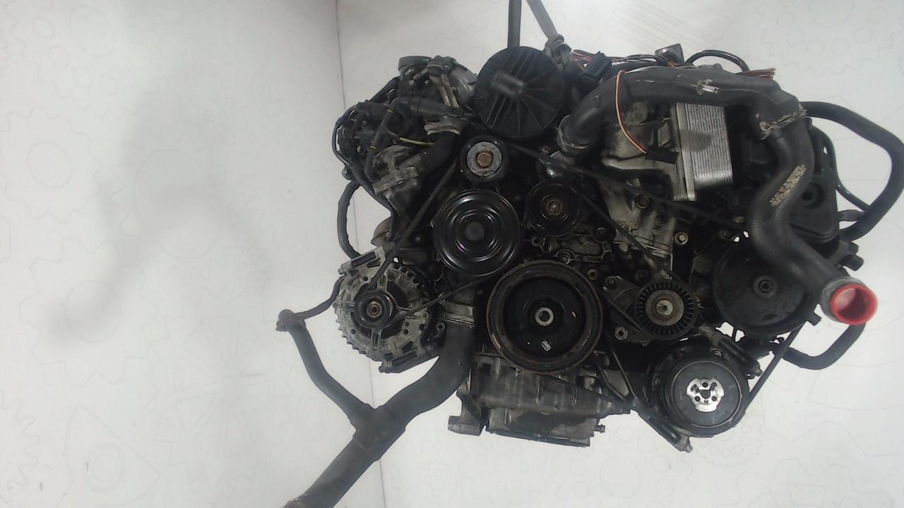 Двигатель (ДВС) Mercedes S W221  5.5 л Бензин