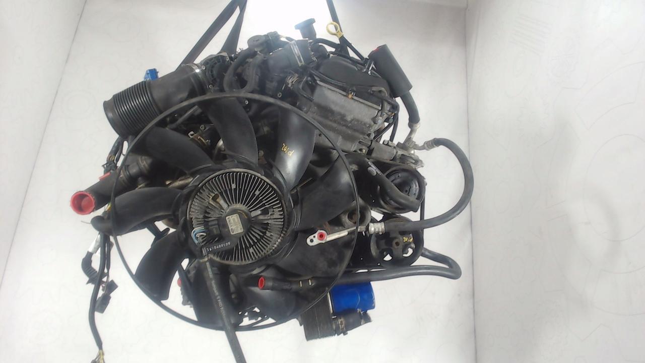 Двигатель (ДВС) Land Rover Discovery 3  4.4 л Бензин
