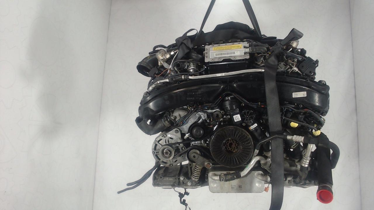 Двигатель (ДВС) Audi A8 (D4)  4.0 л Бензин