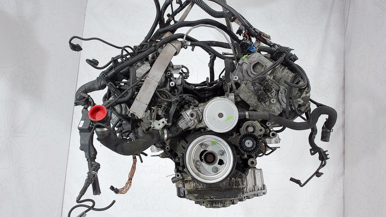 Двигатель (ДВС) BMW 7 F01  4.4 л Бензин