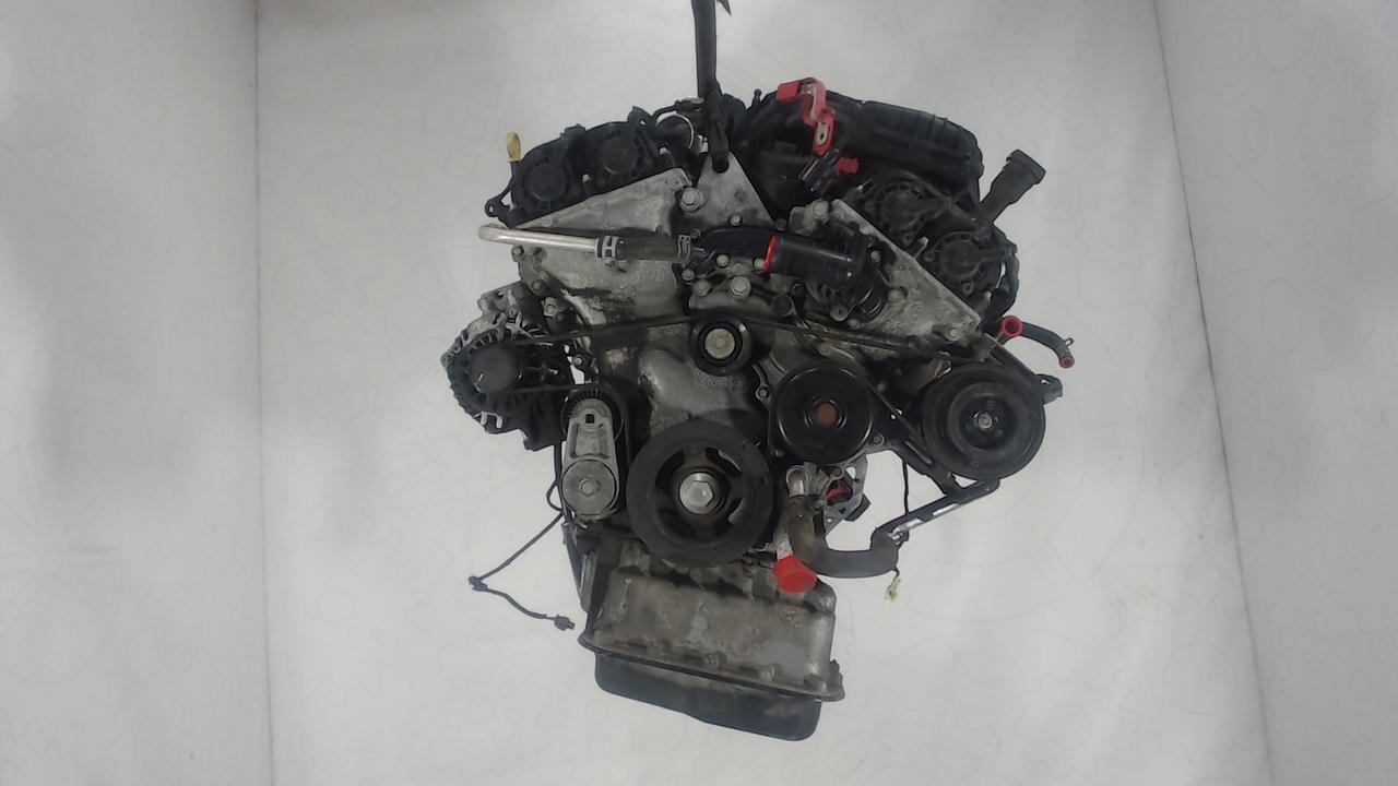 Двигатель (ДВС) Dodge Challenger  3.6 л Бензин
