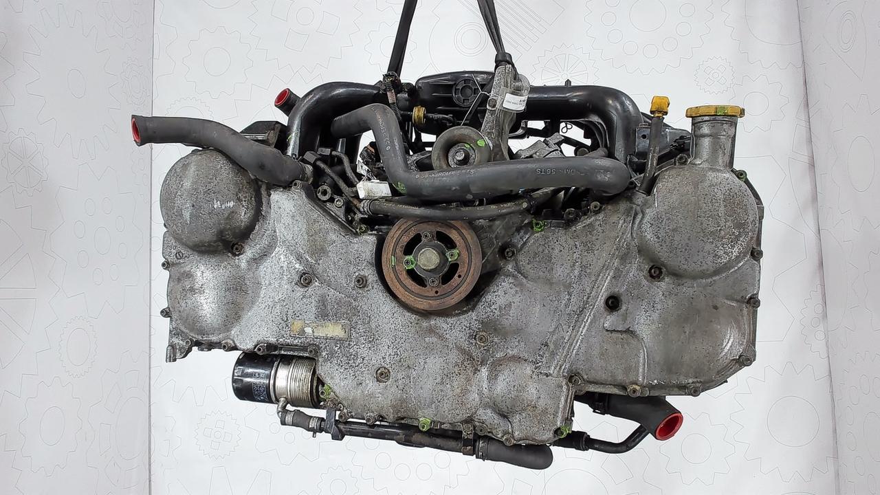 Двигатель (ДВС) Subaru Tribeca (B9)  3 л Бензин