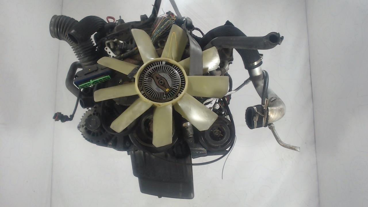 Двигатель (ДВС) Ssang Yong Rodius  2.7 л Дизель