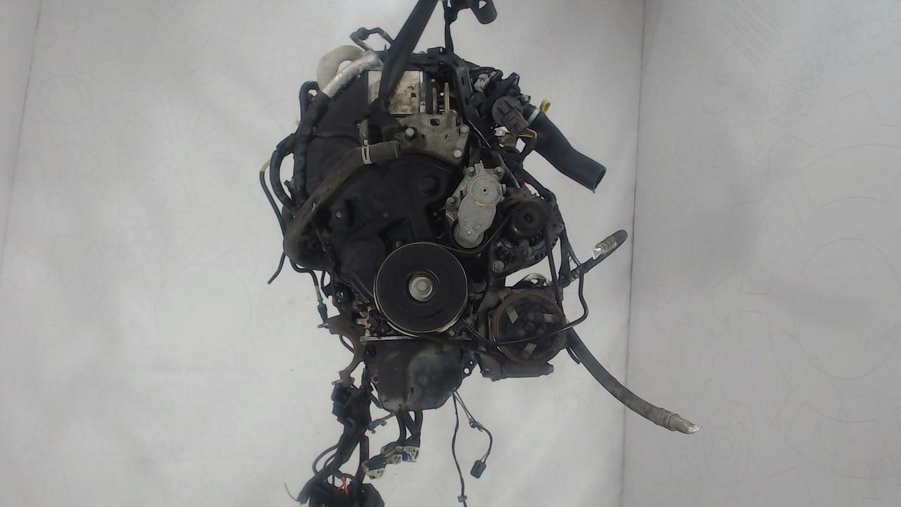 Двигатель (ДВС) Ford Fusion  1.6 л Дизель