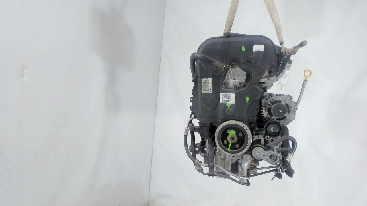 Двигатель (ДВС) Volvo C30  2.4 л Бензин