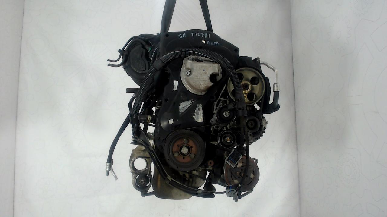 Двигатель (ДВС) Peugeot 206 1.6 л Бензин