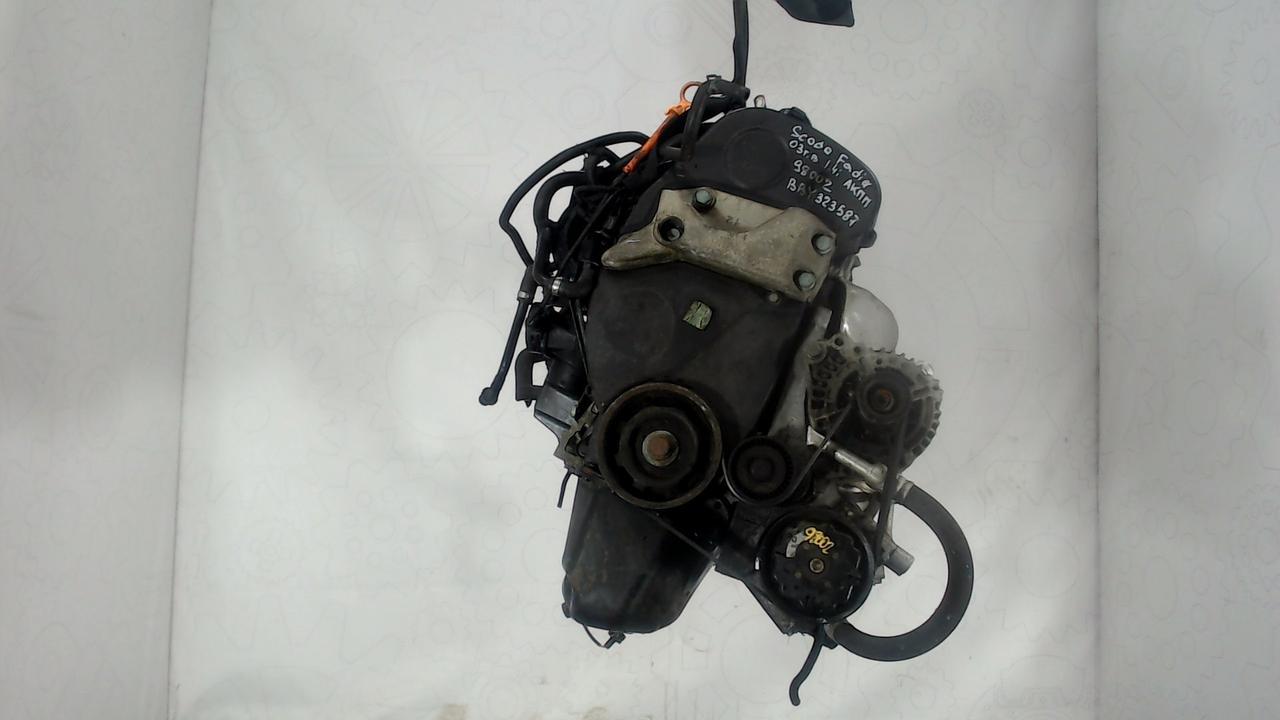 Двигатель (ДВС) Skoda Fabia  1.4 л Бензин