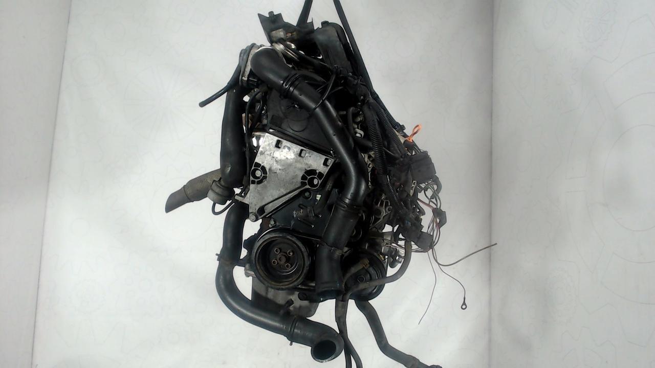 Двигатель (ДВС) Skoda Roomster  1.9 л Дизель
