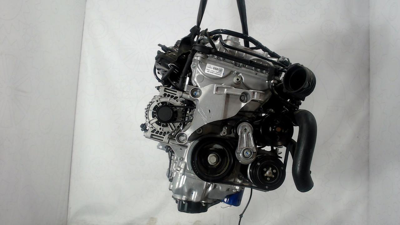 Двигатель (ДВС) Opel Astra K  1.4 л Бензин