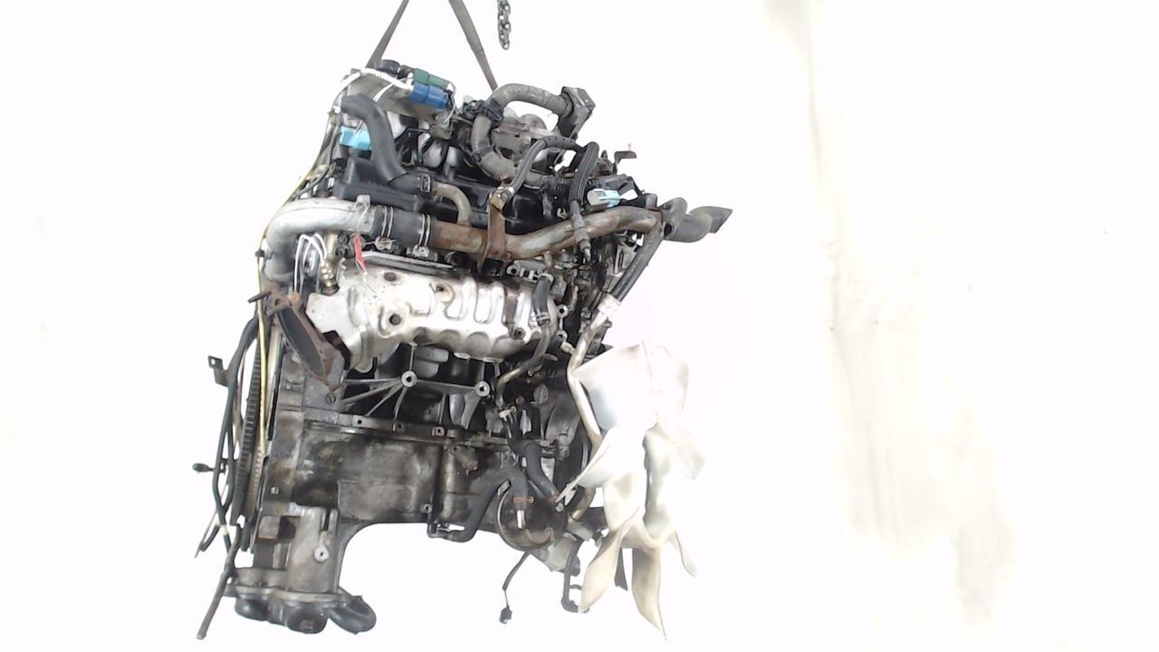Двигатель (ДВС) Nissan Pathfinder  3.5 л Бензин