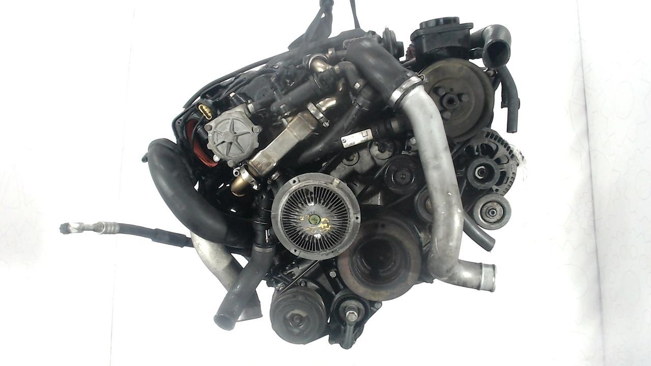 Двигатель (ДВС) BMW 3 E46  3 л Дизель