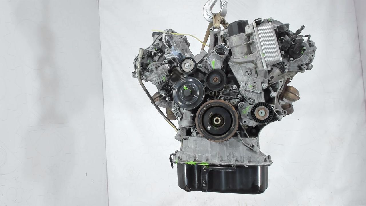 Двигатель (ДВС) Mercedes GL X164  4.7 л Бензин