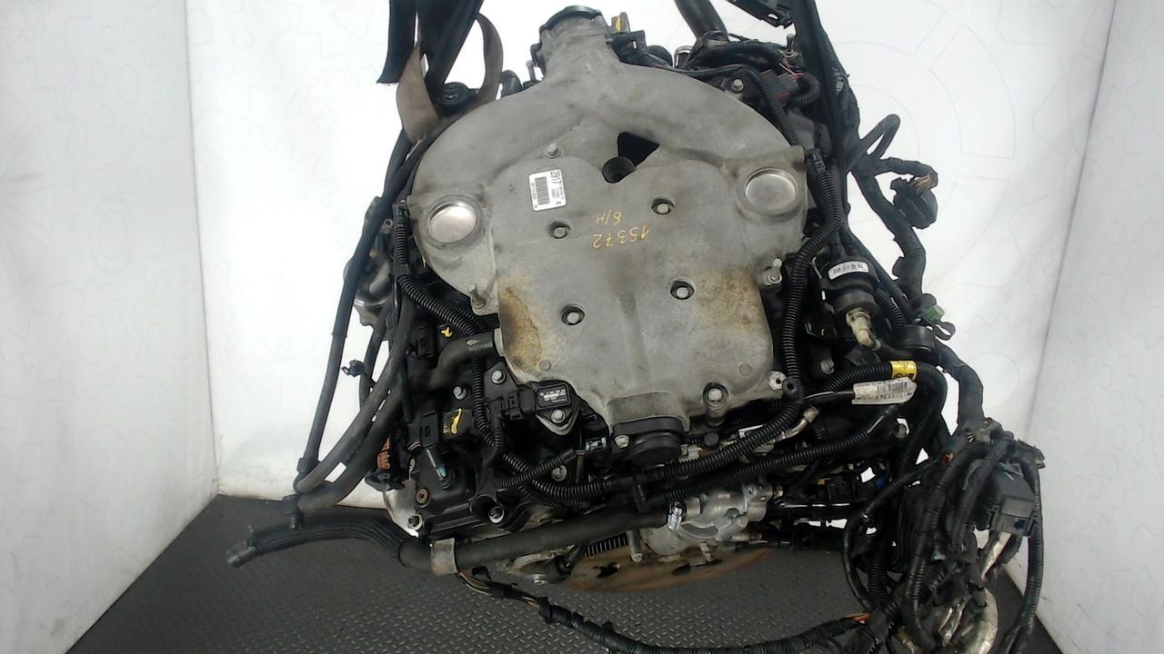Двигатель (ДВС) Cadillac CTS  2.8 л Бензин