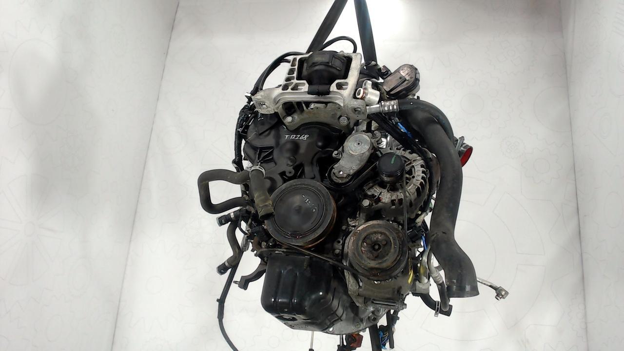 Двигатель (ДВС) Ford Focus 3  1.6 л Дизель