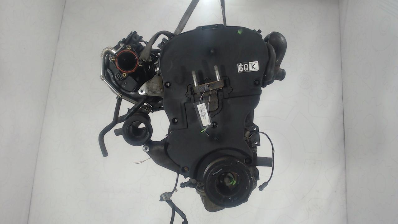 Двигатель (ДВС) Chevrolet Lacetti 1.6 л Бензин