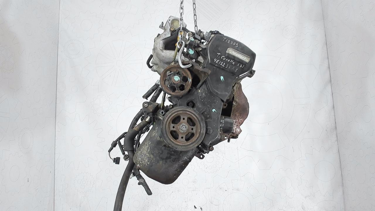 Двигатель (ДВС) Toyota Corolla  1.3 л Бензин