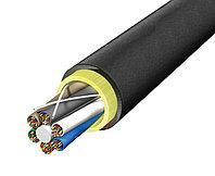 Кабель волоконно-оптический Siemon XGLO, Loose tube, 144хОВ, OS2 9/125, LSOH, Ø 12мм, водоблокирующие ленты, цвет: чёрный