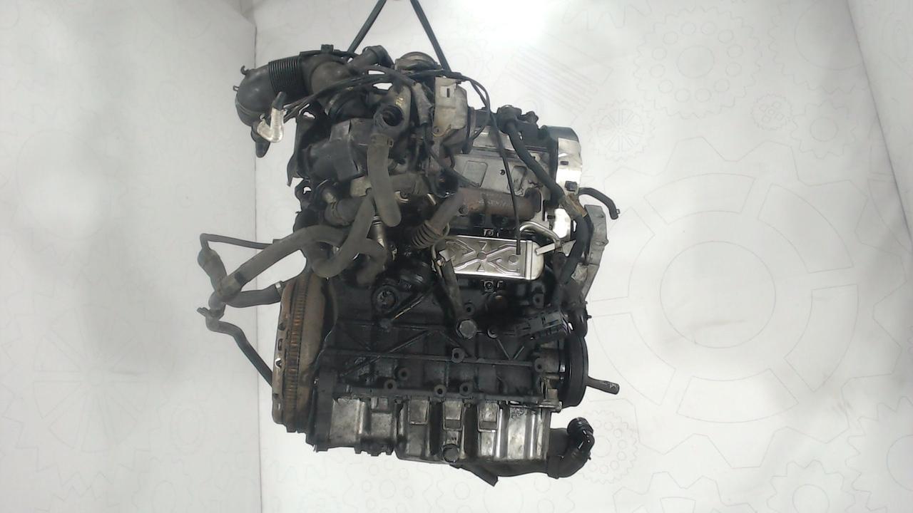 Двигатель (ДВС) Skoda Octavia (A5)  1.6 л Дизель